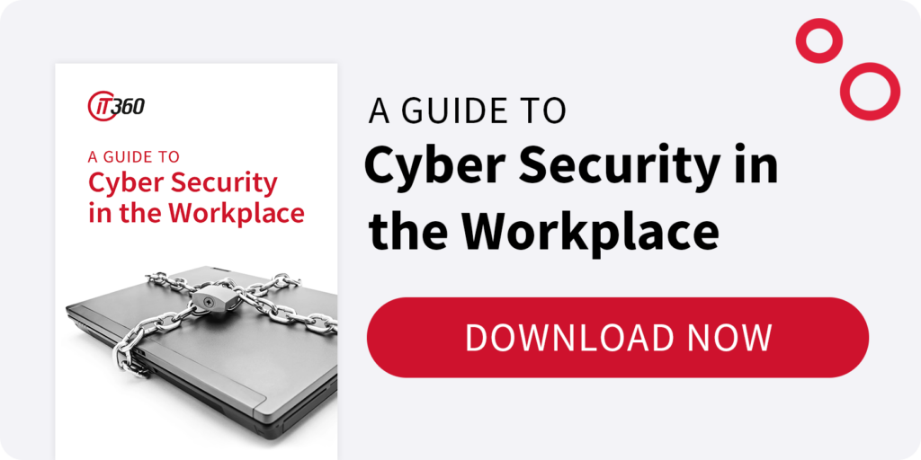 Download the Guide to Cyber Security in the Workplace eBook