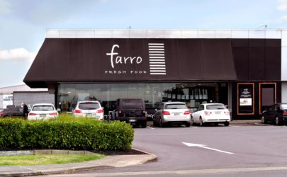 Farro Fresh Implements New Network Solution, Partners with Kordia