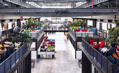 Workspaces of the Future: Photo Gallery and Trend Report